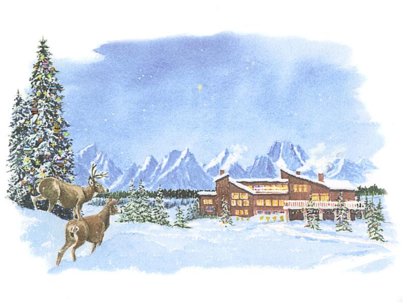 Grand Teton Lodge Company eCard